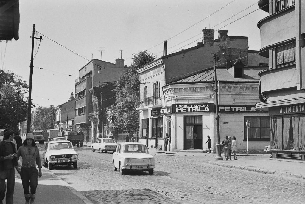 Vechiul București în 1920